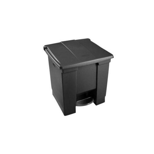 contenedor negro